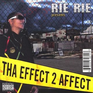 Rie Rie Presents - The Effect 2 Affect [2008] Rie2br10