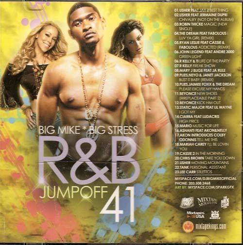 Big Mike & Big Stress - R&B Jumpoff 41 (Hot R&B Singles) Rnbjum10