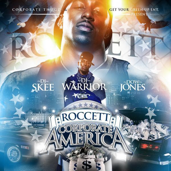 DJ Skee, DJ Warrior & Dow Jones - Roccett: Corporate America Roccet12