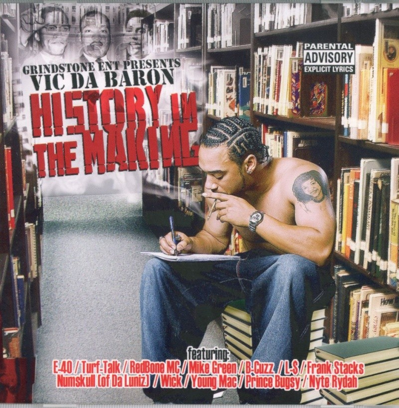 Vic Da Baron - History In The Making [2008] Vic2bd10