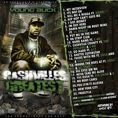 YOUNG BUCK - CASHVILLE'S GREATEST Young_10