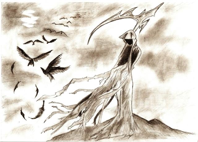 la focheuse, ou ange de la mort! DoudiX blabla Numeri14