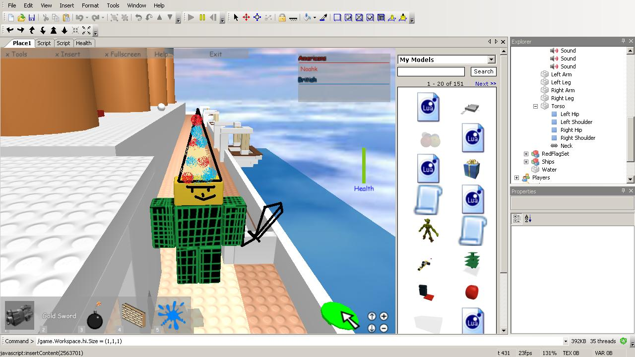 old roblox