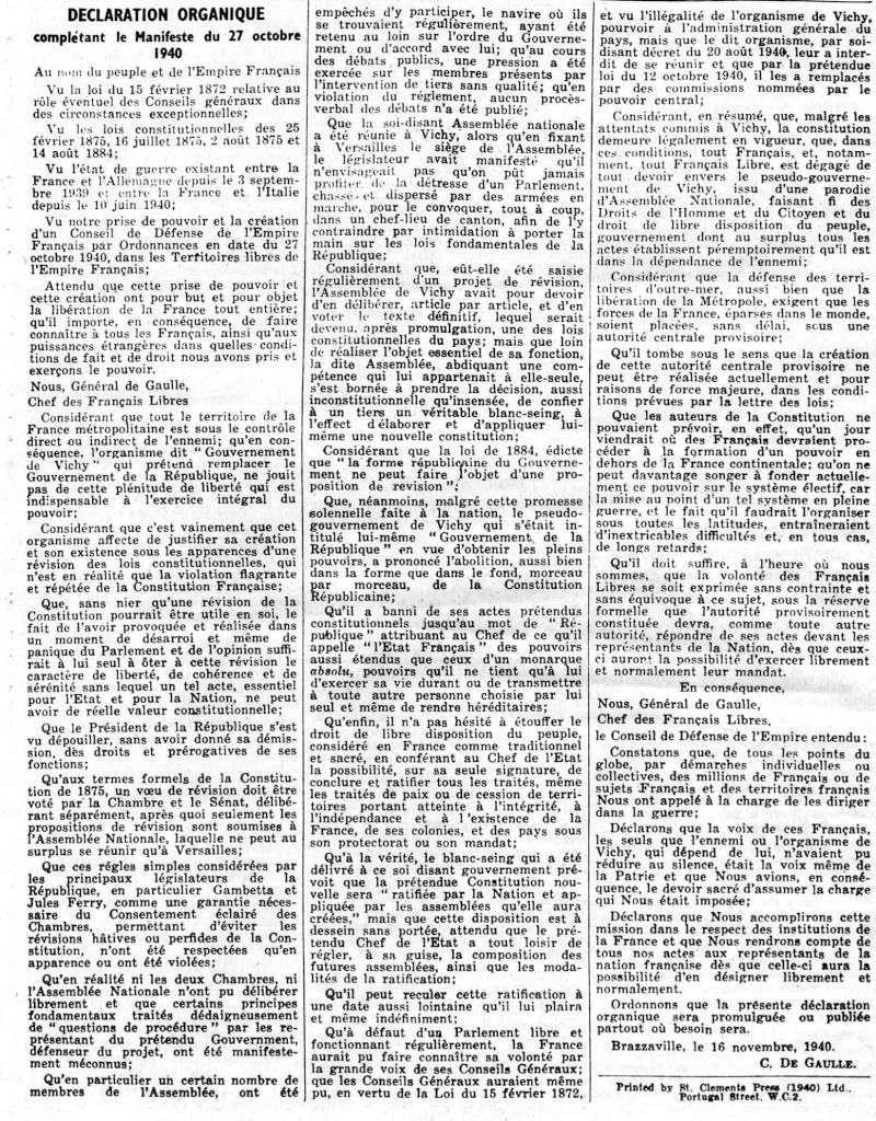 Légitimité de Vichy Rejet_10