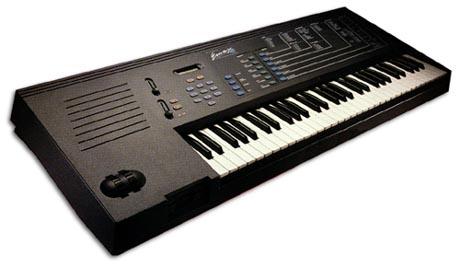 Emax Sampler Keyboard Emaxhd10