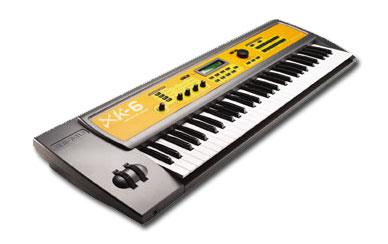 XK-6 Xtreme Keys Keyboard Xk610