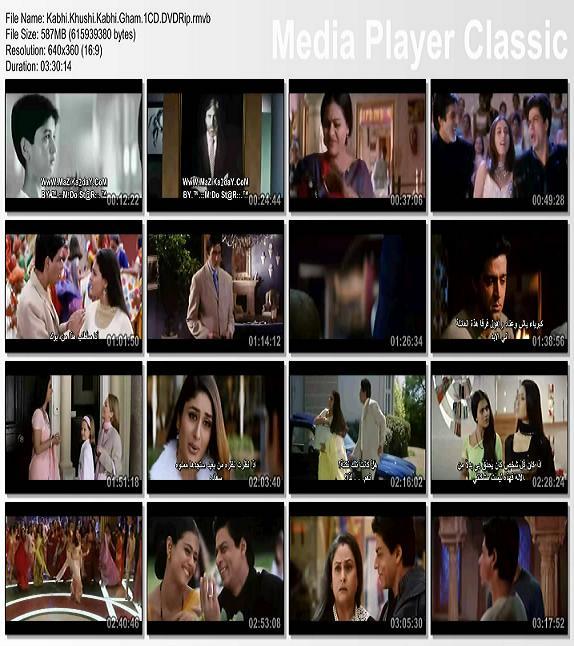 الفيلم الرائع والمشهور Kabhi.Khushi.Kabhi.Gham.1CD.DVDRip مترجم Wc1slf10