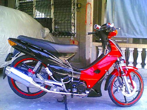 xe máy chế Honda-10