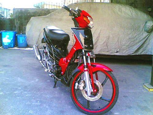 xe máy chế Honda-11