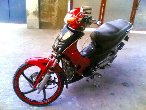 xe máy chế Honda-12