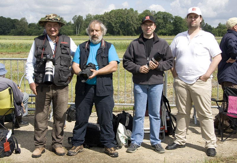 Sortie: Spotters day Florennes - 04/07/2008 - les photos Img_3010