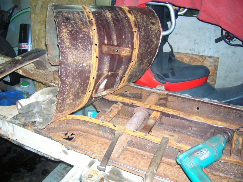 resto chassis 2cv Dscn2816
