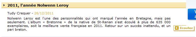 La Rétro 2011 de France Bleu Breizh  Izel  1104