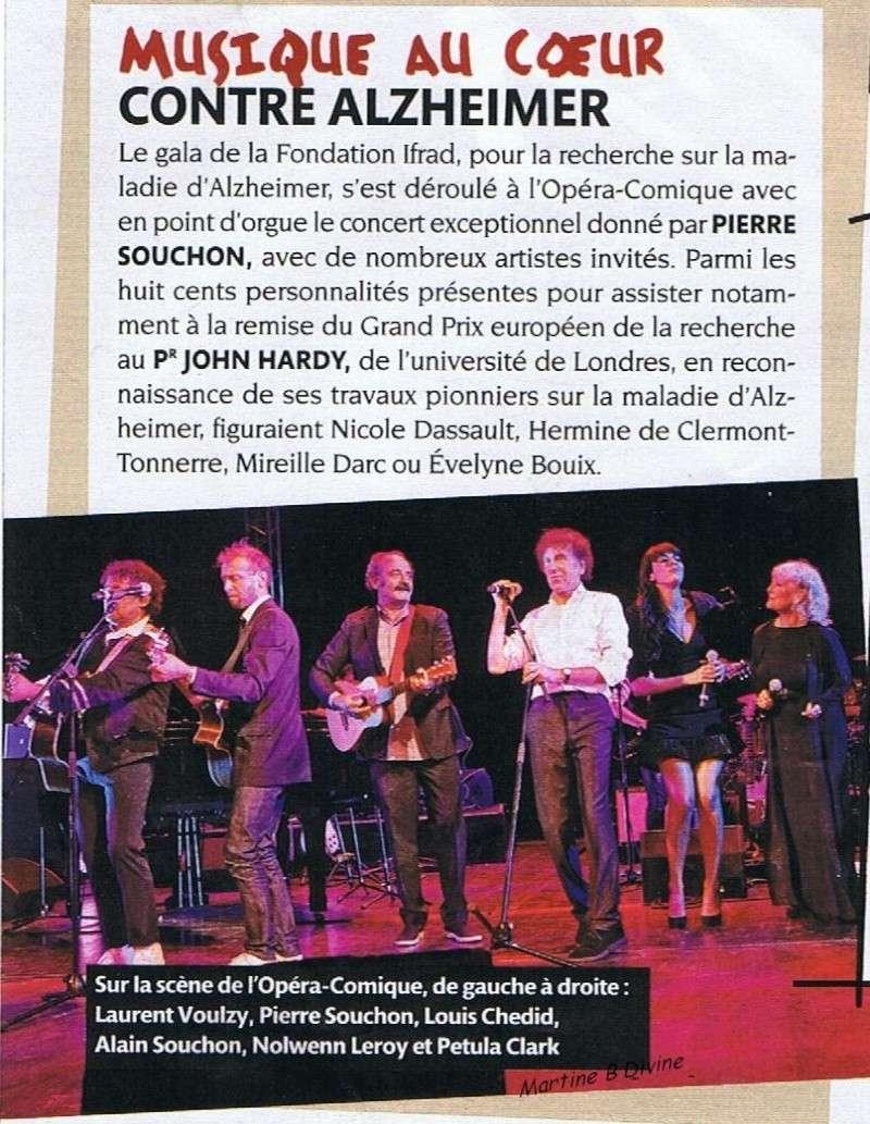 Concert de soutien contre la maladie d'Alzheimer - Paris - 21 Septembre 11100810