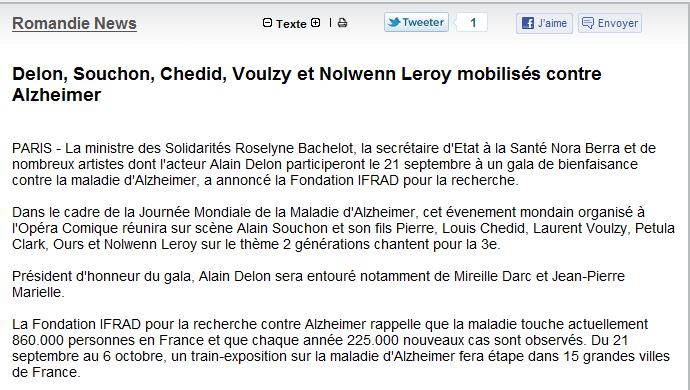 Concert de soutien contre la maladie d'Alzheimer - Paris - 21 Septembre 137