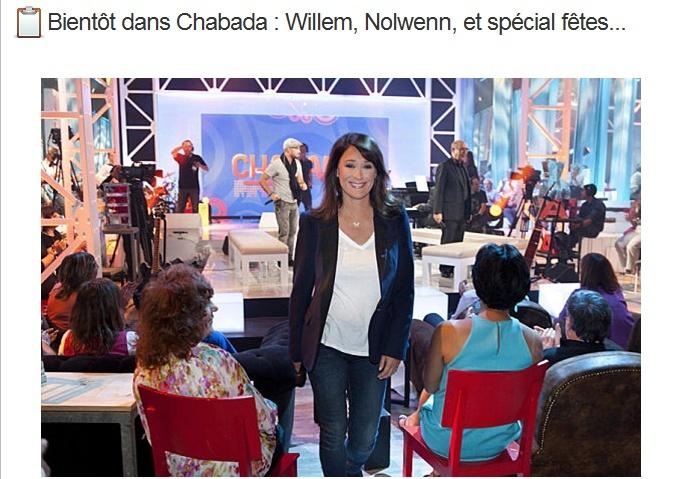 {TV}France 3 -  Chabada 24 Octobre 2011 ( Non présence de Nolwenn )  139