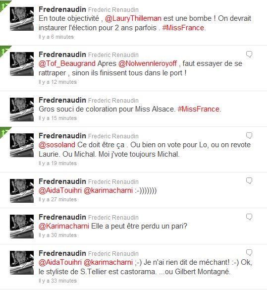 Election Miss France 2012  Brest- TF1 -  3 Décembre 2011 ( annulé )  - Page 2 174