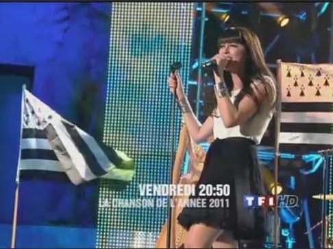 {TV} TF1 - La Chanson de l'Année, le 30 décembre 2011  178_bm11