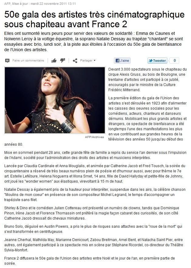 {TV}France 2 - Gala de l'Union - 22 Décembre 2011 1_bmp38