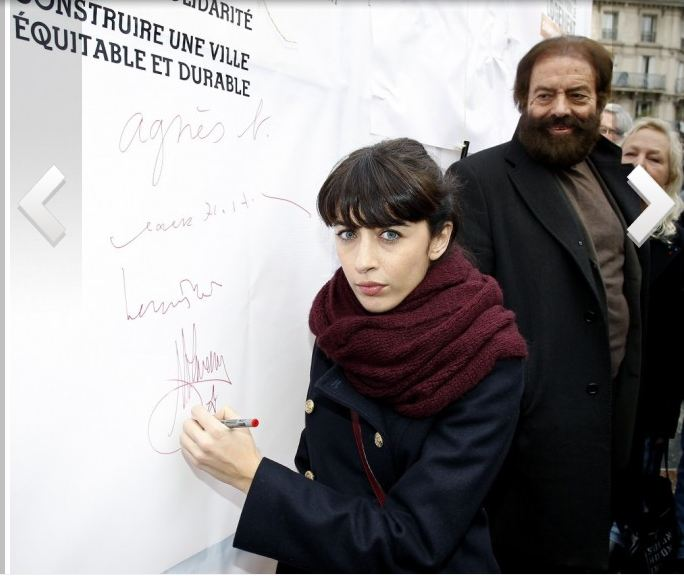Journées de Mobilisation générale pour le logement 17, 18 et 19 Nov à l'Hôtel de Ville de Paris  2312