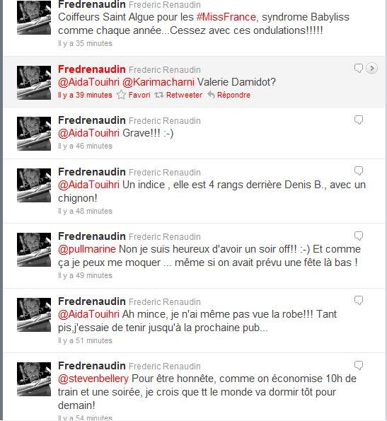 Election Miss France 2012  Brest- TF1 -  3 Décembre 2011 ( annulé )  - Page 2 245
