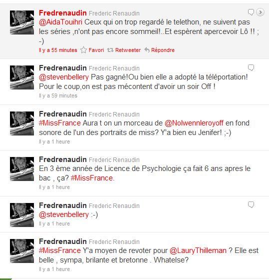 Election Miss France 2012  Brest- TF1 -  3 Décembre 2011 ( annulé )  - Page 2 319