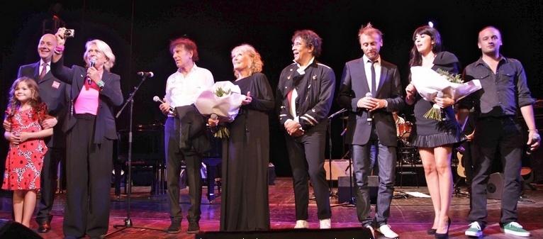 Concert de soutien contre la maladie d'Alzheimer - Paris - 21 Septembre 333410