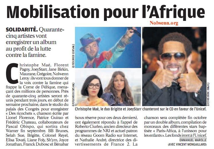 [UNICEF] Paris-Africa, à l'unisson pour les enfants  Afriqu10