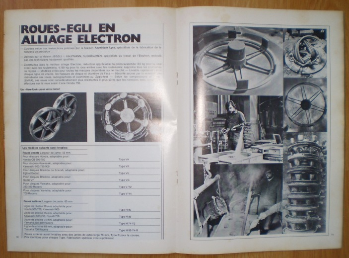 CATALOGUE EGLI D'EPOQUE Egli0118