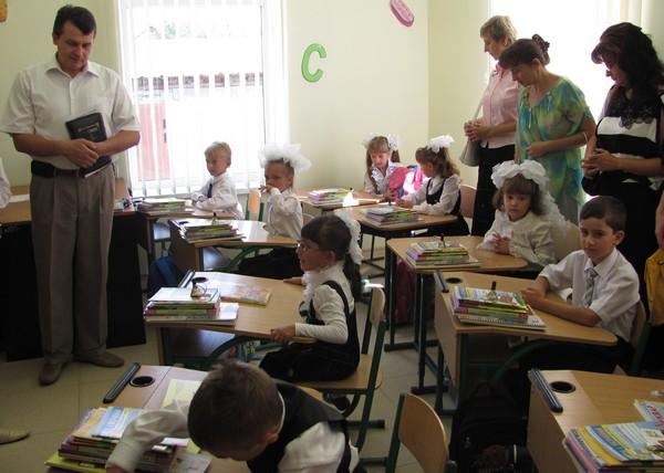 В Днепропетровске открыта начальная христианская школа Стежинка мудростi Img_3912
