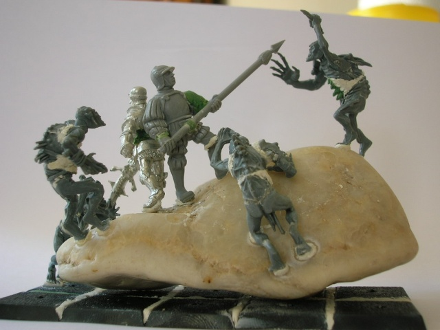 Mon armée cv kislévite Dioram12