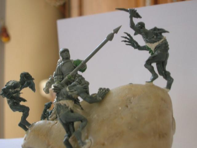 Mon armée cv kislévite Dioram13