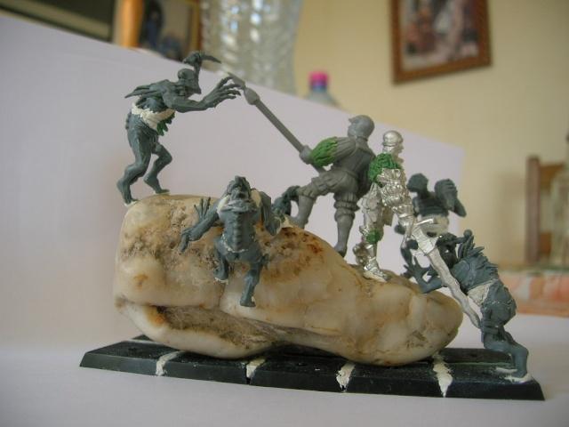 Mon armée cv kislévite Dioram15