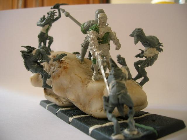 Mon armée cv kislévite Dioram16