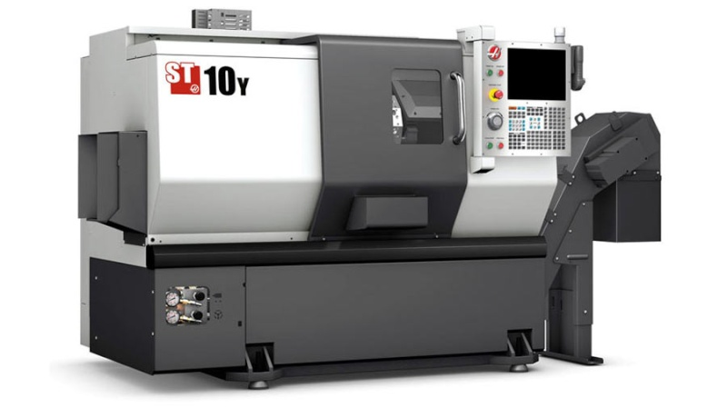 New State of the Art Machinery For STW - Ordered Today Haas_c10