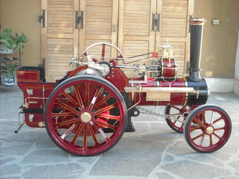 "4"" Burrell Agricultural Engine Nicola10"