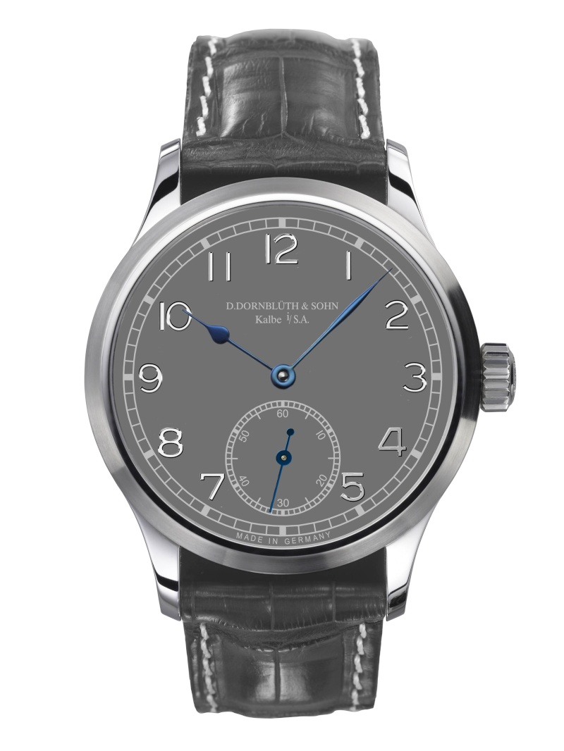 One of my friends asked Dirk what a grey dial 99.1 would look like . . . Specia10