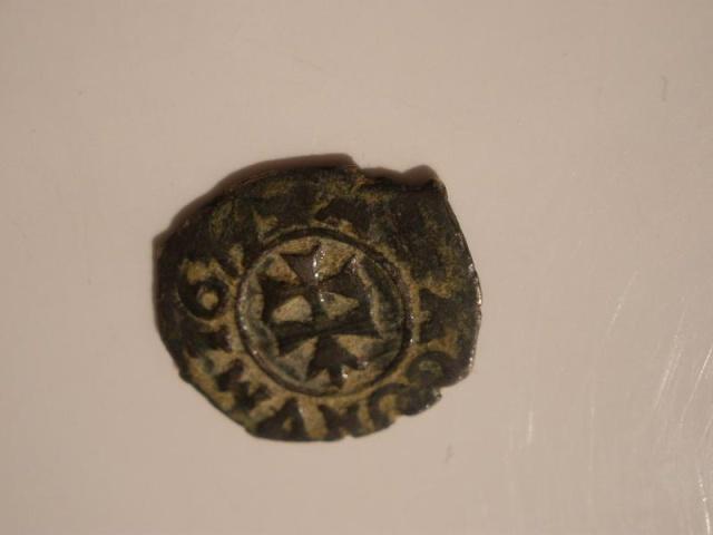 Dinero de Aragón Carlos II ¿1775 ó 1779? P2240714
