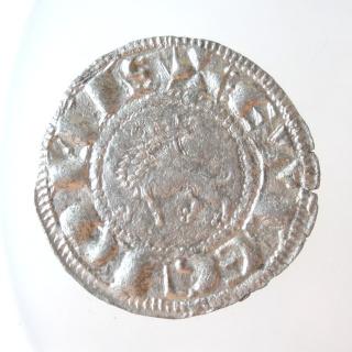 Dinero-Pepión de Alfonso X (Burgos, 1252-1284). P6030110