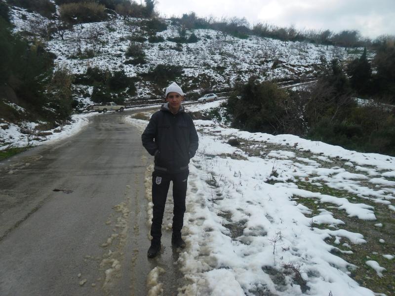 Il a neigé à Dellys! _am_0011