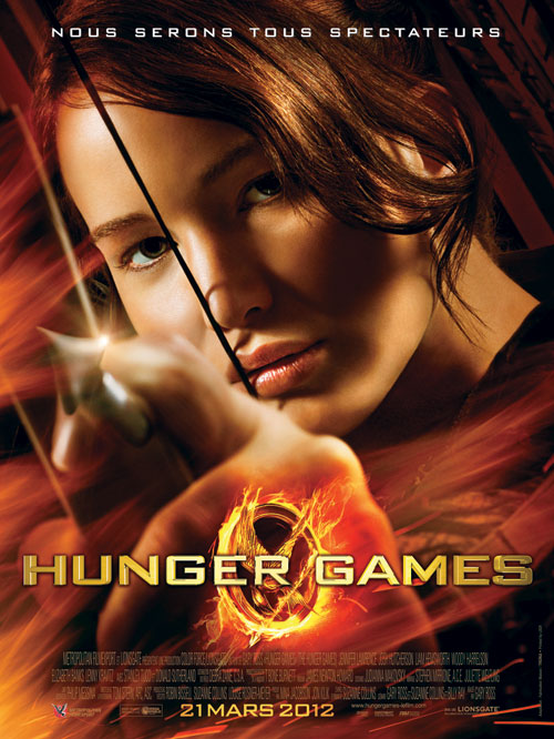 Hunger Games (2012) Action, Drame, Science fiction  Affich10