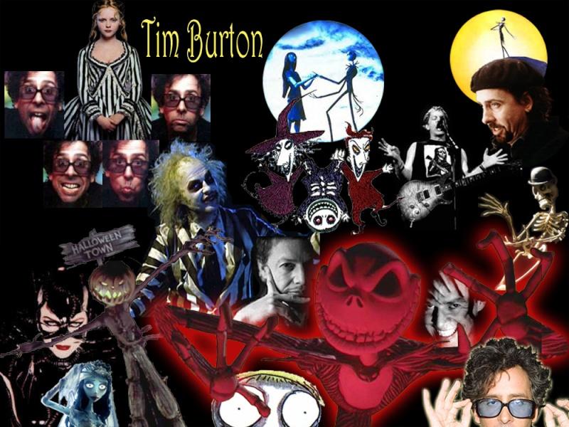 Tim Burton et ses oeuvres  Burton10