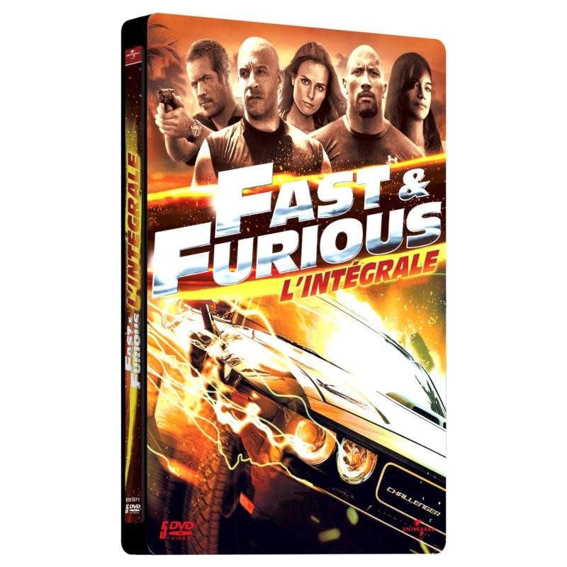 Les dvd et les blu-ray de la saga Ff11