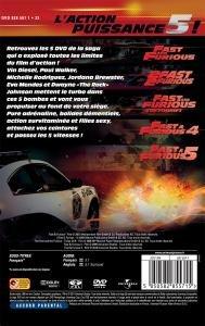 Les dvd et les blu-ray de la saga Ff210