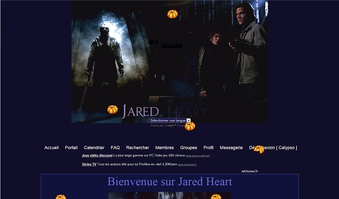 Les anciens designs du forum - Page 2 Hallow10