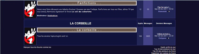Les anciens designs du forum - Page 2 Hallow21