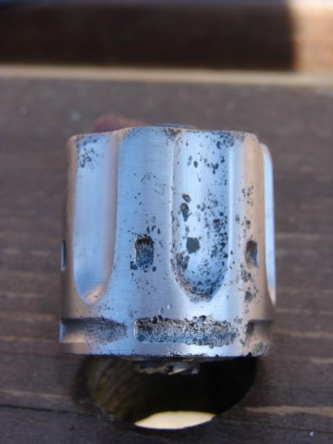 resto d'un revolver d'ordonnace suisse mod 1882 de fabrication belge  Dsc04963
