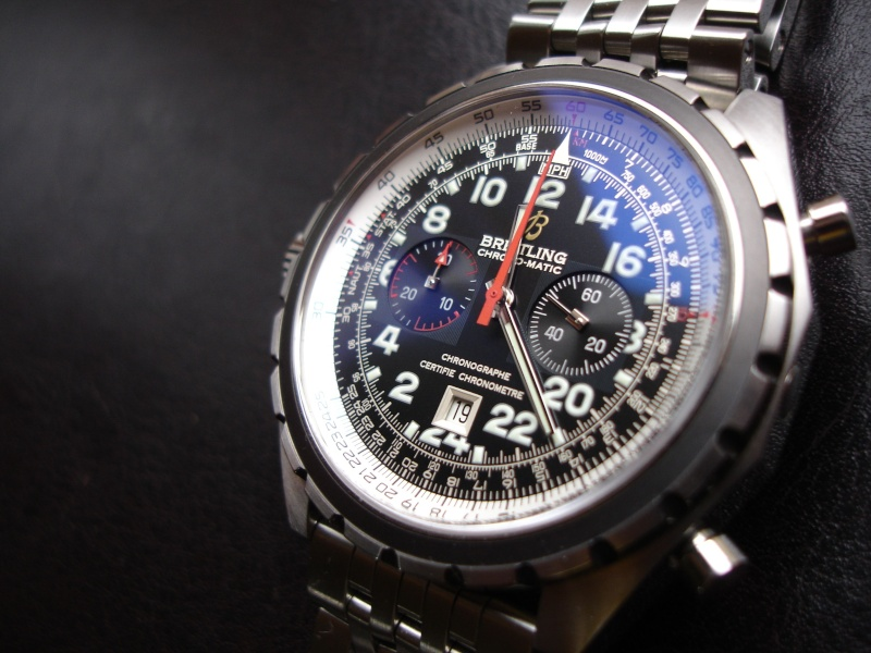 chronomatic breitling et visite horlogere cette apm Dsc03423