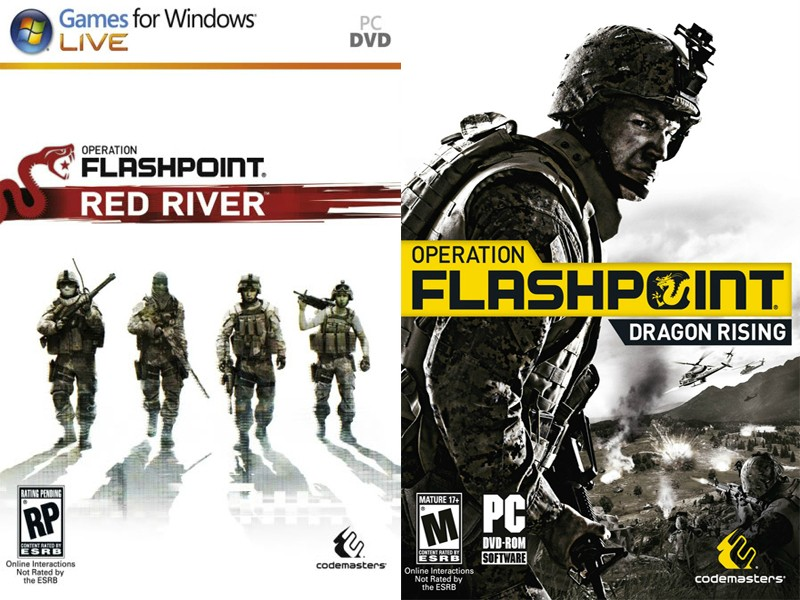 لعبه الاكشن والحروب فى افضل جزئين ليها Operation Flashpoint Dragon Rising + Red River  Ovxw810
