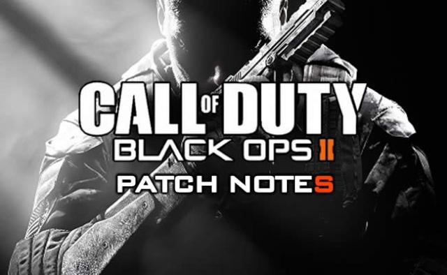 Call of Duty : Black Ops II - Détails du patch Black-10